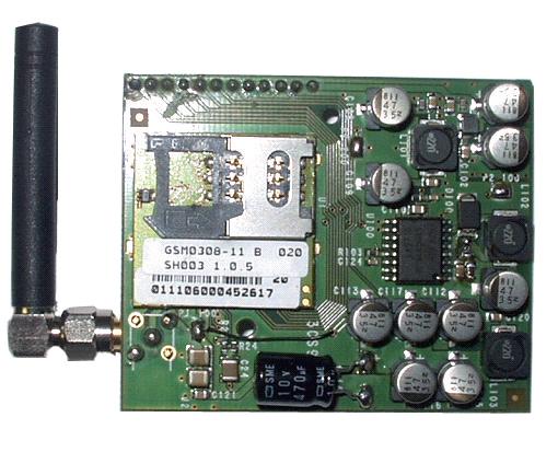 Puglisi elettronica componenti elettronici ed for Combinatore telefonico auto