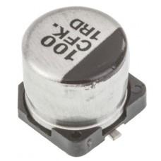 CONDENSATORE ELETTROLITICO SMD 0.22 uF 50V