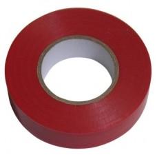 NASTRO ROSSO PVC mt.25 19mm