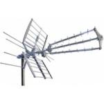 UNICA ANTENNA DTT VHF/UHF 56 ELEMENTI