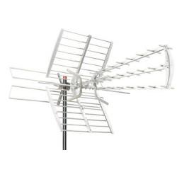 ZTL-233-05UV ZODIAC ANTENNA DTT VHF/UHF 47 ELEMENTI