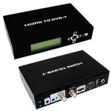 MK-01HD MKC MODULATORE AUDIO/VIDEO DVB-T CON INGRESSO HD PASSANTE