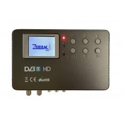 MODULATORE AUDIO/VIDEO DVB-T CON INGRESSO HDMI PASSANTE E CVBS ZDB-T6000HD