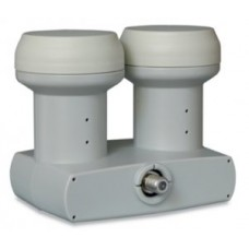UX-MBS6 FRACARRO LNB DUAL FEED 1 OUT