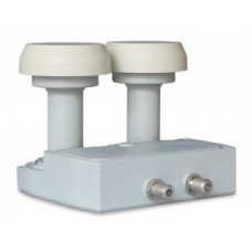 UX-MBTW6 FRACARRO LNB DUAL FEED 2 OUT
