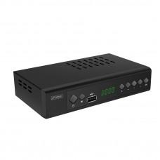 XD300D XDOME DECODER DVB-T2 HD DA TAVOLO CON USB