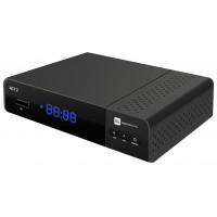 RCT2 EKSELANS DECODER DVB-T2 HD DA TAVOLO CON USB PVR
