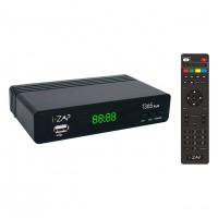 T365 PLAY I-ZAP DECODER DVB-T2 HD DA TAVOLO CON USB