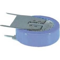 BATTERIA RICARICABILE NI-CD 1x280mAh 1,2V C.S.
