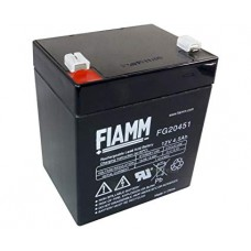 FG20451 FIAMM BATTERIA RICARICABILE PIOMBO 12V 4,5Ah