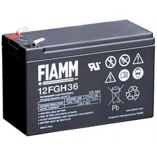 12FGH36 FIAMM BATTERIA RICARICABILE PIOMBO 12V 9,0Ah
