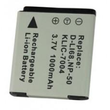 BATT.LI-IO 3,7V FUJI NP50 LI68 KLIC-7004