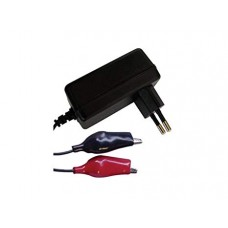 CARICABATTERIE SWITCHING PER BATTERIE AL PIIOMBO 12V 1,5A