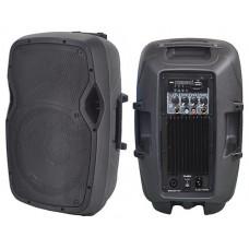 CASSA AMPLIFICATA 160W CON LETTORE MP3 FM E BLUETOOTH