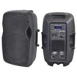 CASSA AMPLIFICATA 240W CON LETTORE MP3 FM E BLUETOOTH