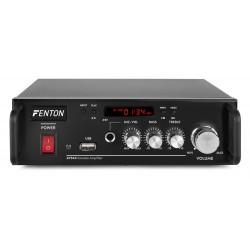 AV344 FENTON AMPLIFICATORE STEREO 2x50W USB,BLUETOOTH,IN MIC,TELECOMANDO