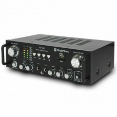 AV-100 SKYTRONIC AMPLIFICATORE HI-FI USB SD MP3T