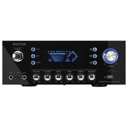 AV-120FMBT SKYTRONIC AMPLIFICATORE HI-FI USB SD MP3 RADIO FM BLUETOOTH 2x60W