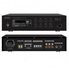 XDOME AMPLIFICATORE PA 40W 100V/4-16 OHM FM,USB,BLUETOOTH