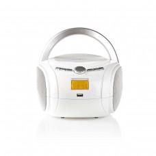 SPBB100WT NEDIS STEREO PORTATILE AMPLIFICATO BLUETOOTH,FM,USB,AUX