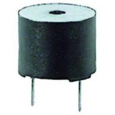 BUZZER MINI 12x9,5mm CON OSCILLATORE