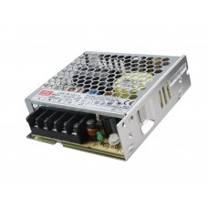 ALIMENTATORE SWITCHING METALLICO 12V 6.0A MEANWELL