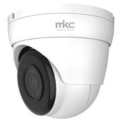 MKTV-DF5MP TELECAMERA AHD 5MPX OTTICA FISSA 3,6MM DOME 4 IN 1 CASE METALLO