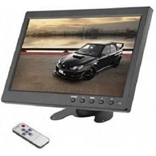 """MONITOR LCD 10"""" HDMI,VGA,CVBS,BNC CON SUPPORTO PER FISSAGGIO"""