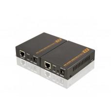 LOHD73HQ EXTENDER HDMI CAT.5/CAT.6 FINO A 50MT CON 1 CAVO ETHERNET E TRASMETTITORE I.R.