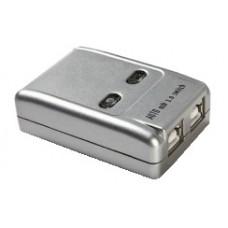 SWITCH USB2.0 2 PORTE AUTOMATICO