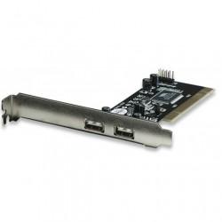 SCHEDA PCI USB 2 PORTE