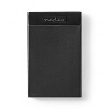 BOX ESTERNO PER HARD DISK 2,5'' INTERFACCIA SATA CONNESSIONE USB3.0