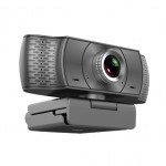 WEBCAM USB FULL HD 1920x1080 CON SUPPORTO A PINZA SENSORE CMOS E MICROFONO ORIENTABILE