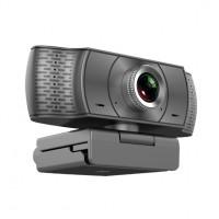 WEBCAM USB FULL HD 1920x1080 CON SUPPORTO A PINZA SENSORE CMOS E MICROFONO ORIENTABILE