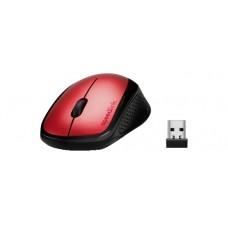 MOUSE MINI CROWN USB GRIGIO NERO