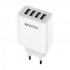ALIMENTATORE USB FAST CHARGER PER AUTO USB QC3.0