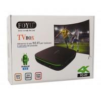 FO-R9 FOYU SMART ANDROID TV BOX HDMI 1.4 DDR 2GB FLASH 16GB