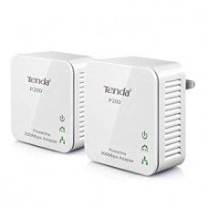 P200 TENDA KIT POWERLINE 200MBPS