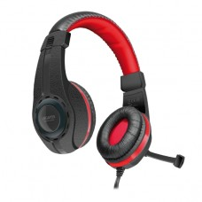 CUFFIA GAMING PER PS4 CON MICROFONO CONNETTORE SINGOLO DA 3,5mm 4 POLI