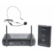 KIT RADIOMICROFONO VHF CON MICROFONO AD ARCHETTORA
