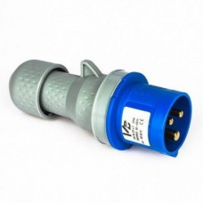 SPINA INDUSTRIALE 16A 250V 2P+T IP44