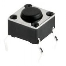 MICROPULSANTE CIRCUITO STAMPATO 6x6 H.4,3