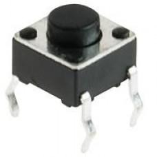 MICROPULSANTE CIRCUITO STAMPATO 6x6 H.5,0