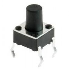 MICROPULSANTE CIRCUITO STAMPATO 6x6 H.7,0