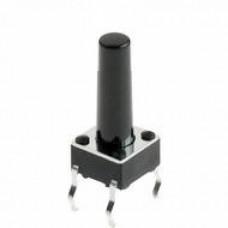 MICROPULSANTE CIRCUITO STAMPATO 6x6 H.8,0