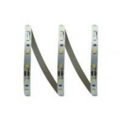 STRIP LED 24V 4,8W/MT IP20 BIANCO FREDDO LED2835 500LM/MT 60 LED/MT 120 GRADI BOBINA MT.5