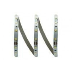 STRIP LED 24V 4,8W/MT IP20 BIANCO NATURALE LED2835 490LM/MT 60 LED/MT 120 GRADI BOBINA MT.5