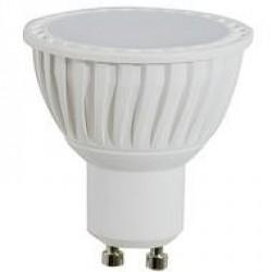 LAMPADA LED ATTACCO GU10 7W 220V LUCE CALDA 530 LUMEN 60 GRADI