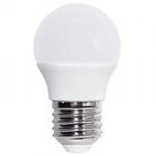 LAMPADA LED ATTACCO E27 6W 220V LUCE CALDA