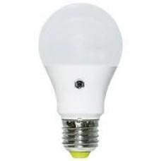 LAMPADA LED ATTACCO E27 9W 220V LUCE CALDA CON CREPUSCOLARE
